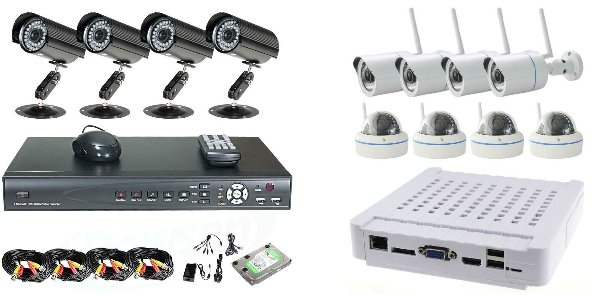Security Camera KIts