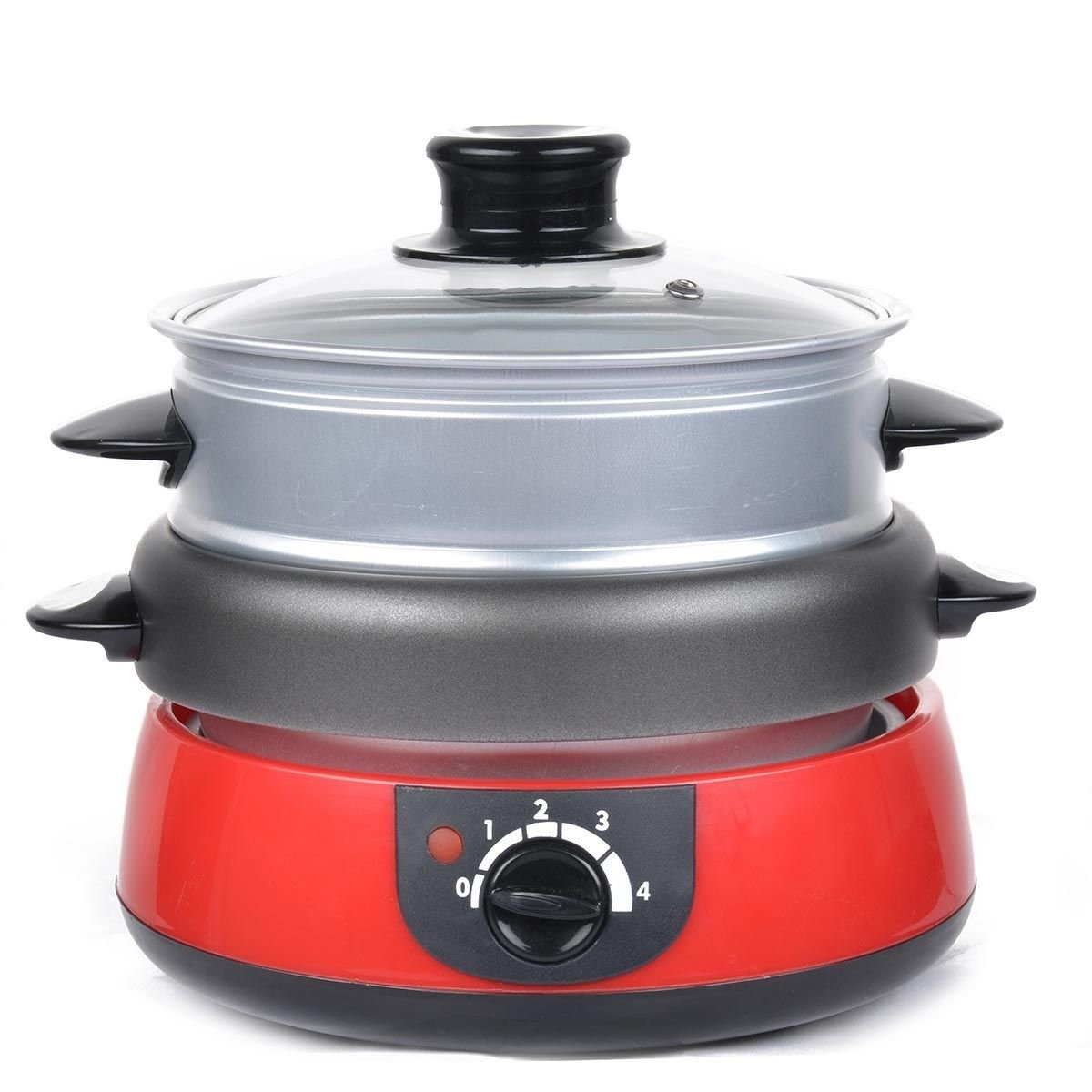 5 in 1 Multifunction Electric Cooker