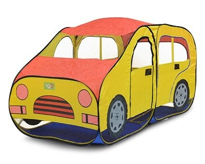 Car Pop-Up Tent Play House for Kids