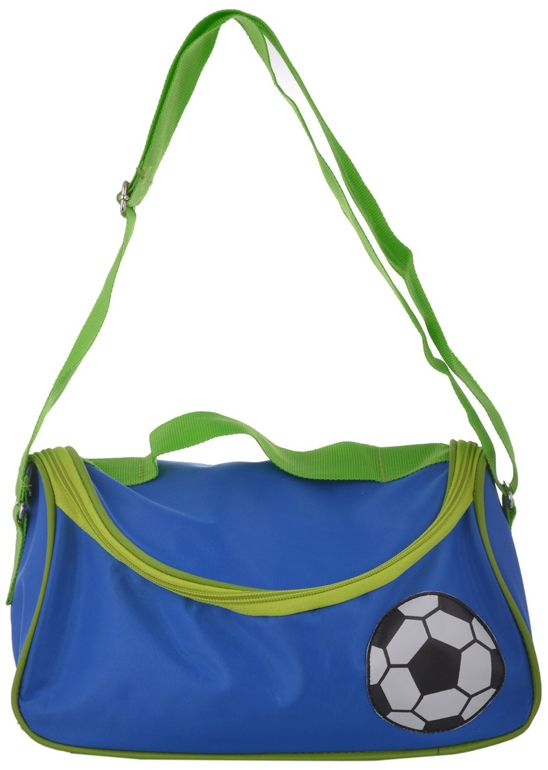 Football Contemporary Toiletry With Sling Bag