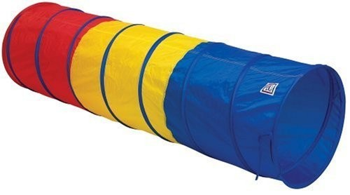 Play Tube Tunnel Crawl Tent For Kids