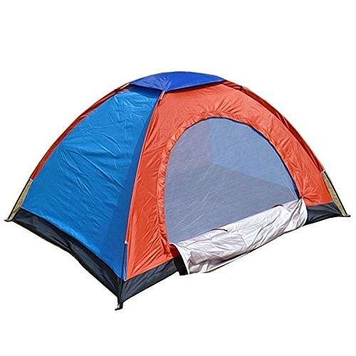 Portable Four Peoples Tents For Hiking,Camping and Outdoor Activities