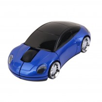 2.4G Car Shaped LED Optical Mouse Wireless Optical Mouse