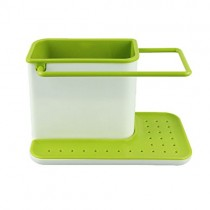 3 IN 1 Stand Plastic Kitchen Rack