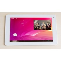 9.7 inch Tablets PC with Retina panel, 1.6GHZ Quard core CPU Color White