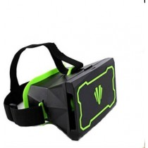 Active 3D Virtual Reality Headset Video Glasses