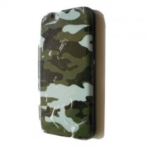 Army Green Back Cover for iPhone 6
