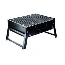 Bbq Portable & Foldable Charcoal Barbecue Grill Carbon Steel Oven