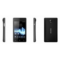 Black 4.0 Inch Dual Sim Android Smartphone