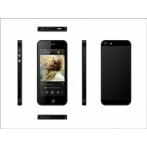 Black Android 4.0.3 Dual Sim Smartphone