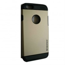 Black With Golden Color Back Cover for iPhone 6