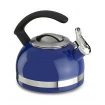 Blue 1.9-Litre Kettle With C-Handle