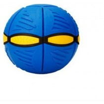 Blue Kids Magic Flying Disc Throw a disc, catch a ball