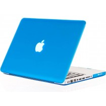 Blue Macbook Pro 15.4 Inch Hard Shell Case Cover