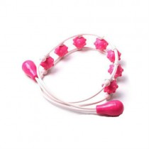 Pink Body Care Roller Massager