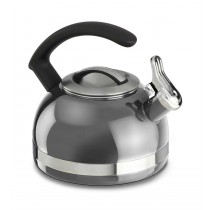 Silver 1.9-Litre Kettle With C-Handle