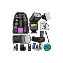 Canon EOS 5D Mark III DSLR Camera Accessory Kit