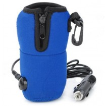 Car Cigarette Powered Travel Coffee Water Bottle Warmer Heater