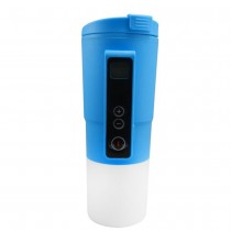 Travel Milk Water Heating Mug Warmer 380 ml