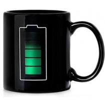 Color Changing Battery Coffee Milk Ceramic Mug1