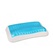 Cool Gel Memory Foam Pillow Comfortable Support