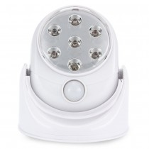 360 Degree Motion-activated Cordless LED Light.