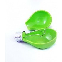 Decorative Light Bulb Design Ashtray