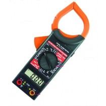 Digital Clamp Multi-meter Ammeter Tong Tester And Current Voltage Measurement
