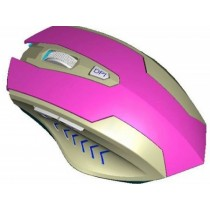 Double Color 4D Button Wired Optical Mouse