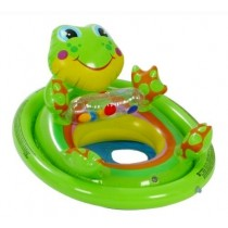 Frog Shape Inflatable See Me Sit Pool Ride