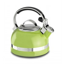 Green 1.9-Litre Kettle with Handle