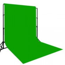 Green Lekera Backdrop Photo Light Background