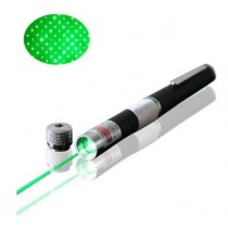 Green Star Laser Pointer Pen