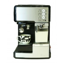 GREY EXPRESSO AND LATTE MAKER