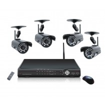 High Quality Digital Wireless DVR IP Camera