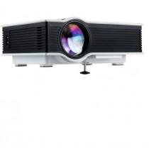 LED Corded And Cordless Portable Projector
