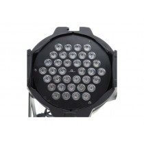LED Flat PAR Light 1Wx36 RGBC Stage Lighting
