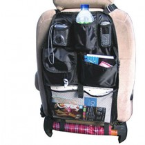 Multi Pocket Car Seat Organizer Storage Bag