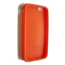 Orange Cartoon Design Back Cover for iPhone 6 Plus