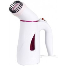 Pink Handheld Fabric Steamer