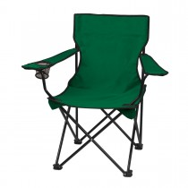 Portable Folding Camping Green Color Chair