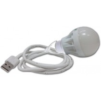Portable Emergency Super Bright USB Led Light Bulb