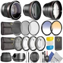 Professional Accessory Kit 52Mm Color Graduated Filter