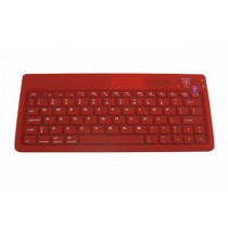 Red 77-Keys Flexible Keyboard