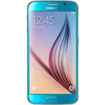 Samsung Galaxy S6 (Blue Topaz, 32GB)