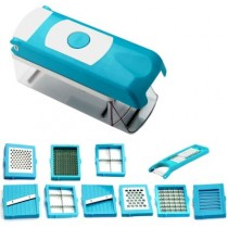 Sky Blue Vegetables And Fruits Slicer,Chippers and Chopper