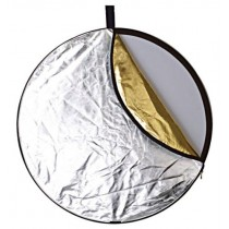 Spe 5-In-1 Collapsible Photo Light 42 Inch Reflector