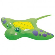 Splash and Play - Manta Ray Inflatable Ride-On Float