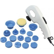 White 17 in 1 Body Massager