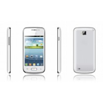 White 2G Android Touch Screen Smartphone